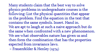 Frauenfelder & Henley quote